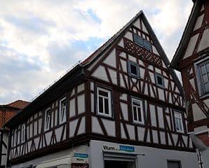 Stenmetz in Dieburg