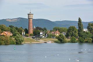 Ladenburg-Wasserturm
