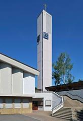 Schwieberdingen-kathl. Kirche