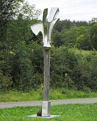 Aidlingen-Statue