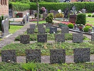 schöne günstige Grabsteine in Mechernich Steinmetz Urnengrab Einzelgrab Doppelgrabstein schöne Grabmäler