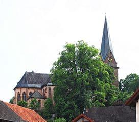 Wetter-stiftskirche