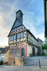 Ortenberg-Rathaus