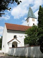 Grabmale in Gruenwald