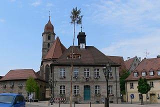 Langenzenn - Steinmetz