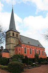 Jüchen-Kirche
