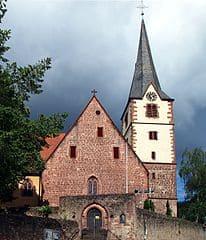 Dossenheim Grabmale