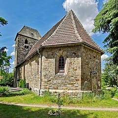 Lützen-Kirche-Röcken