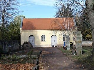 Bad-Lauchstädt-Friedhof