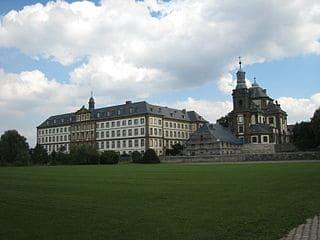 Büren-Westfalen-Jesuitenkolleg