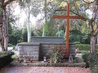 Büren-westfalen-Friedhof