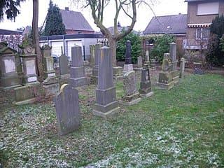 Rees-Friedhof