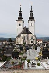 Wolfsberg-kärnten-Kirche