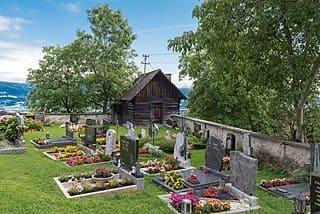 Wolfsberg-kärnten-Friedhof