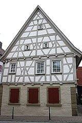 Steinmetz Oberderdingen