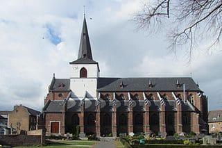 Gangelt-Kirche-Friedhof