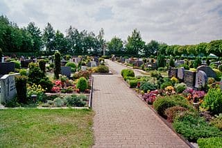 Recke-Friedhof Steinbeck