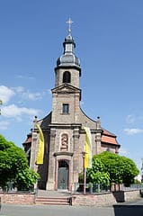 Mainaschaff, Grabmale