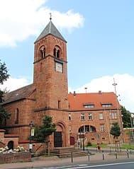 Grabmale in Grünmorsbach