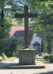 Tecklenburg-Friedhofsgrab