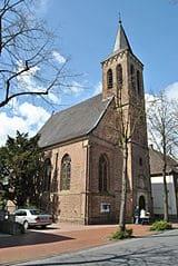 Sonsbeck-Kirche