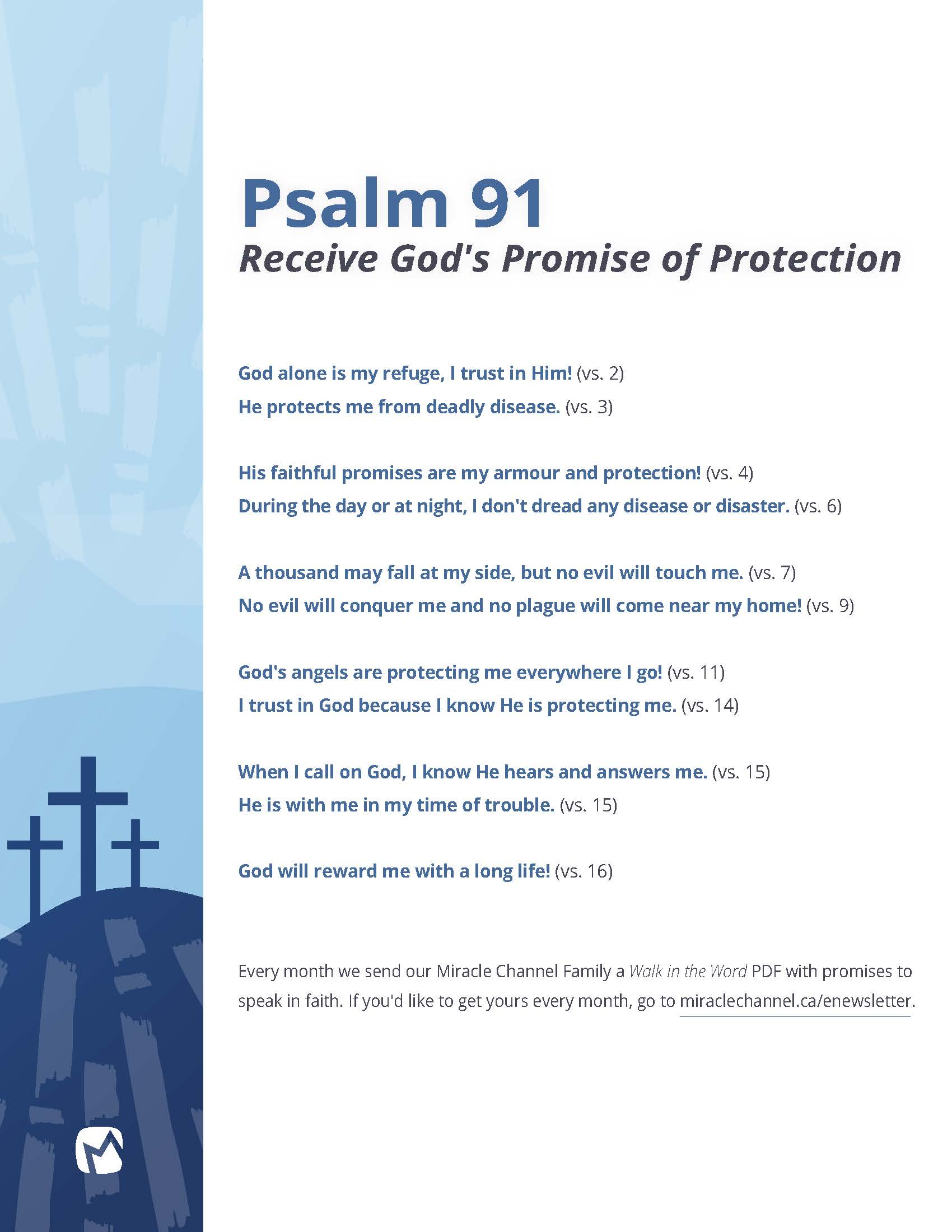 Psalm 91 Download
