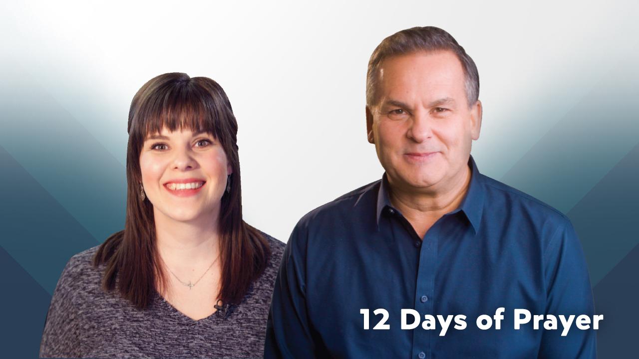 12 Days of Prayer