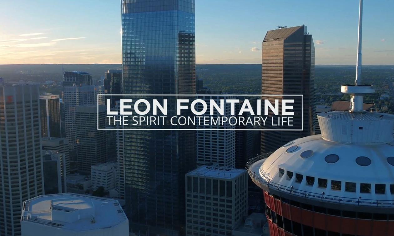 Leon Fontaine - The Spirit Contemporary Life