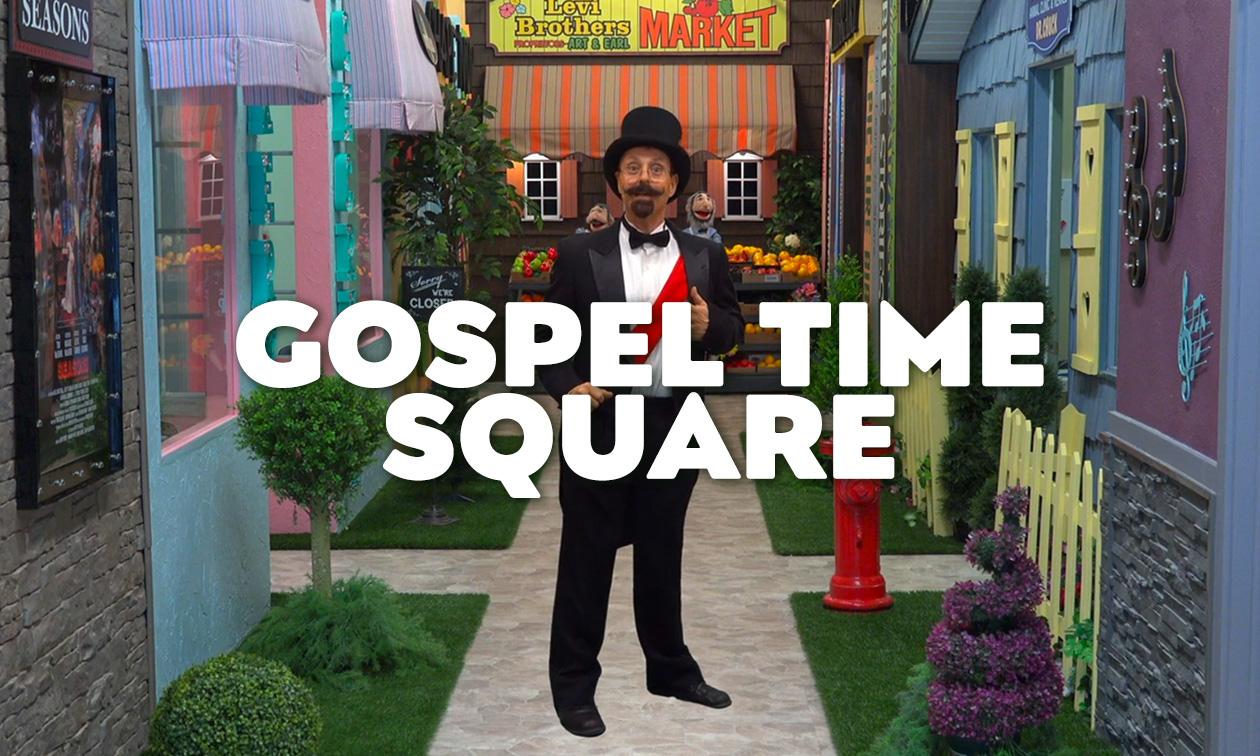 Gospel Time Square