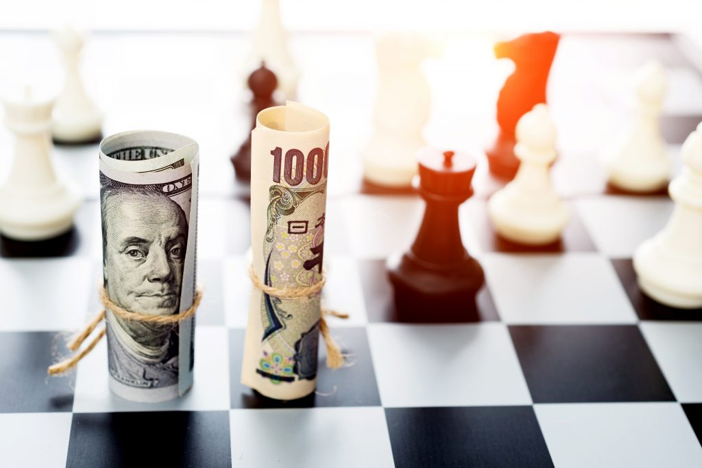 Healthcare Revenue Cycle Solutions money on chessboard