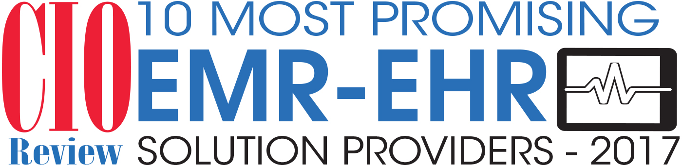CIO Review: 10 Most Promising EMR - EHR Solution Providers - 2017