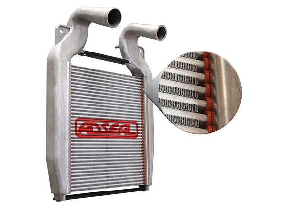 Atrad K200 Kenworth charge air cooler