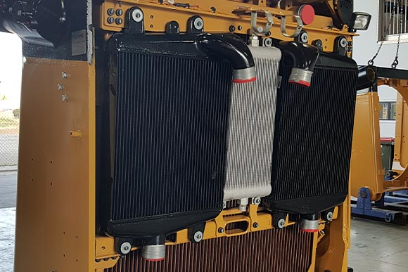 Charge air cooler experts