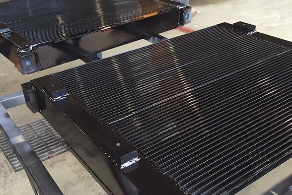Coxons are oil cooler repair and maintenance experts