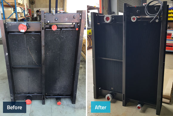 Custom radiator design for any vehicle