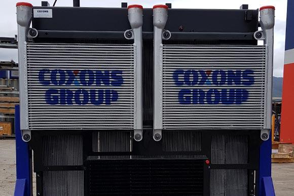 Coxons service exchange overhaul