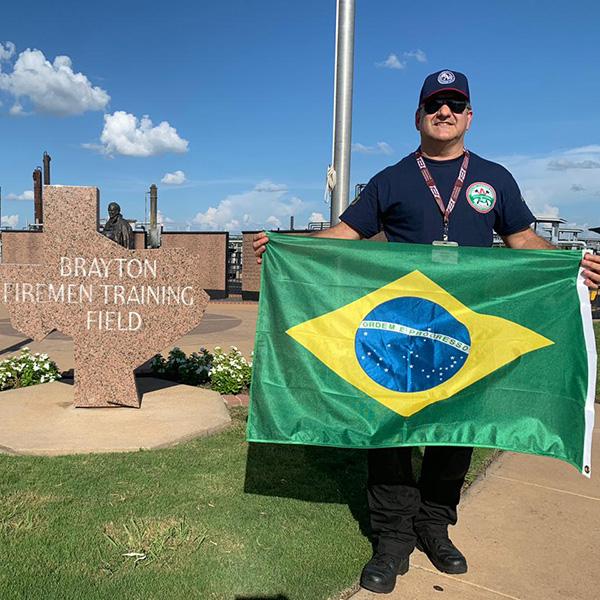 Coronel Teixeira (WAS-MG) participa de treinamento no TEEX