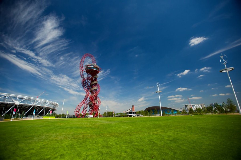 Take a slide down the Arcelor Mittal orbit