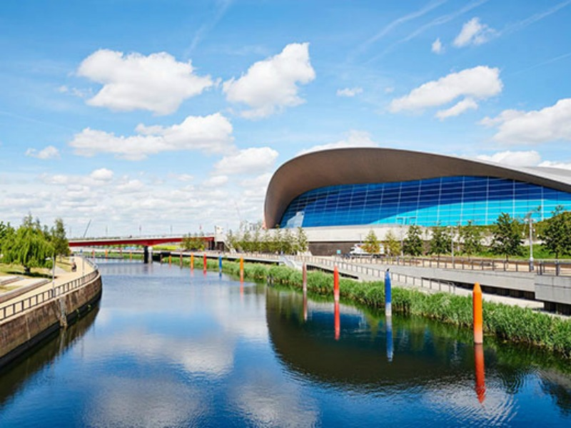 Family days out at the Queen Elizabeth Olympic Park
