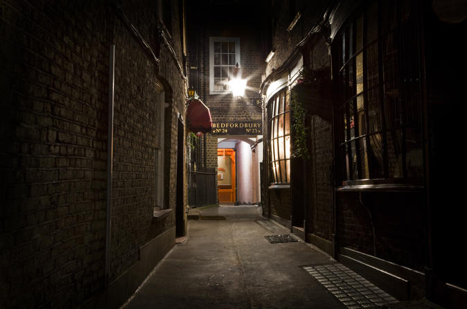 one of the sites of the jack the ripper tour