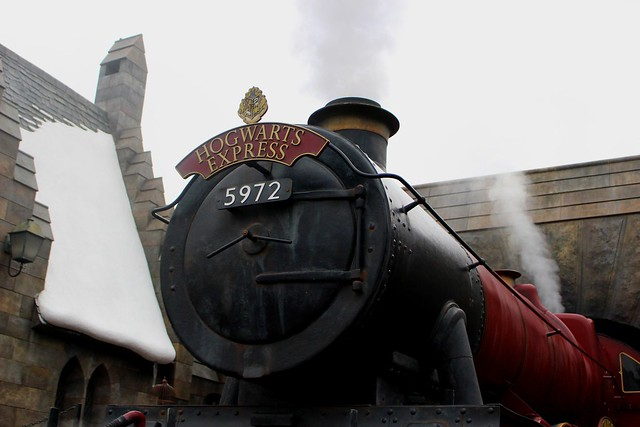can you find the hogwarts express at kings cross station
