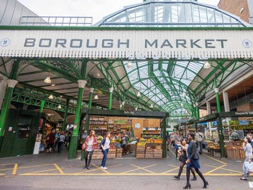 borough market london foodie hotspot