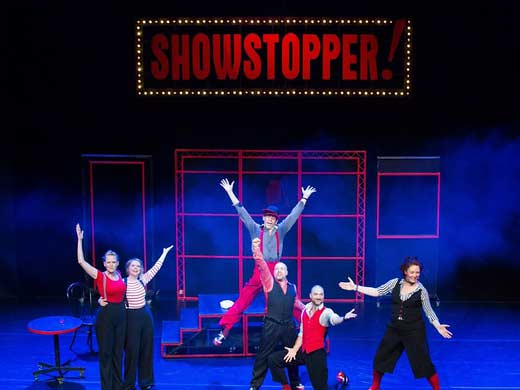 showstopper theatre show on stage