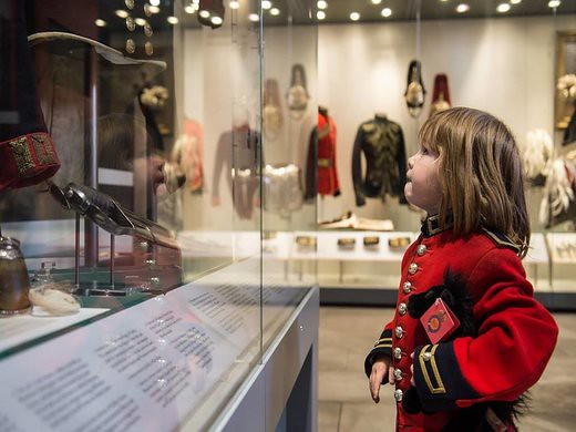 cavalry museum fun things to do in london for kids