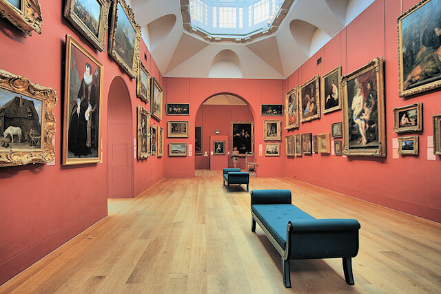 free entrance to dulwich picture gallery art for kids