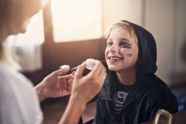 face painting at the horniman museum free for halloween 2019