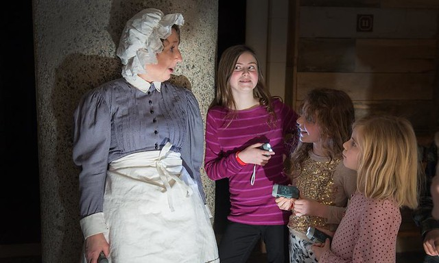 halloween fun at benjamin franklin house for free 2019