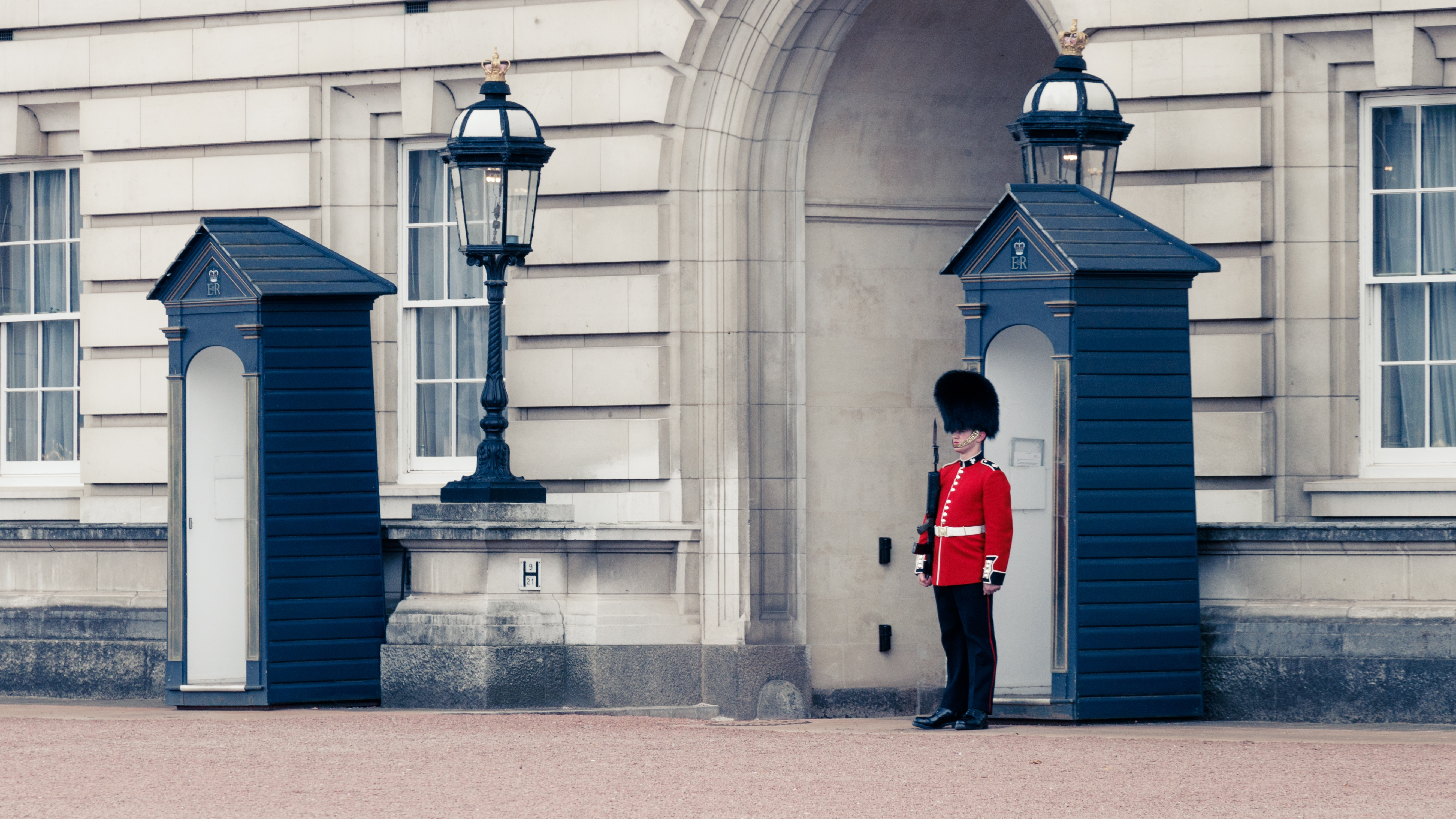 Look out for the Changing of the Guard!