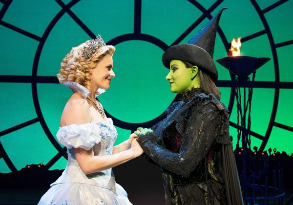 wicked the musical tickets with free afternoon tea london