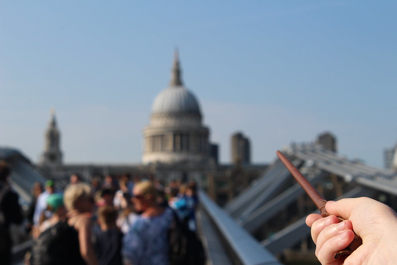 Cast a spell at St Pauls